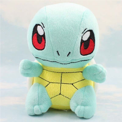 HOT SQUIRTLE Lovely Stuffed Soft Plush Toys Doll figure Xmas Gift Pokemon