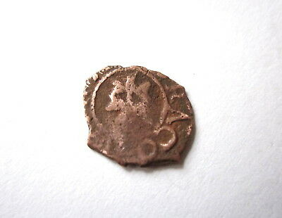 Unknown Coin, Thames Foreshore Detecting Find.