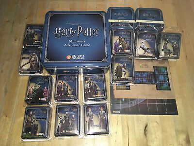 HARRY POTTER Miniature Adventure Game * All-In * limited * exclusive * new