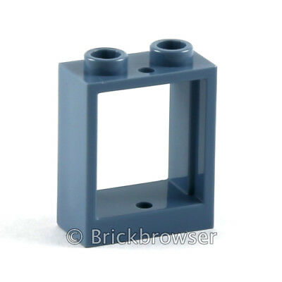 4x NEW LEGO Part No.. 60592 in Sand Blue