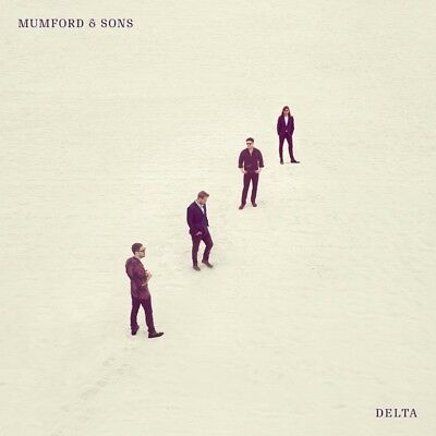 mumford and sons Delta cd brand new in packaging
