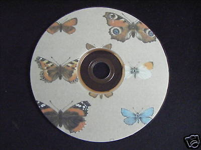 Butterflies, Moths & Dragonflies,189 books on 1 DVD