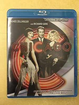 CHICAGO - Musical - Blu-ray