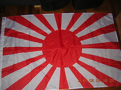 100% Correct version of Reproduced Japan Empire Japanese Army WWII Ensign 3X5ft