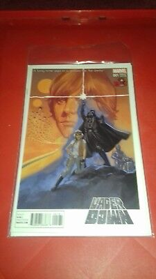 Marvel Star Wars Vader Down comic book #1 Variant Edition from Vienna ComicCon