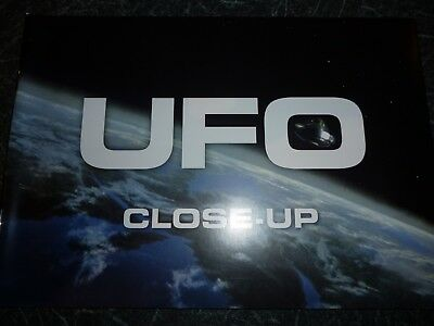 Gerry Anderson UFO Close Up Book