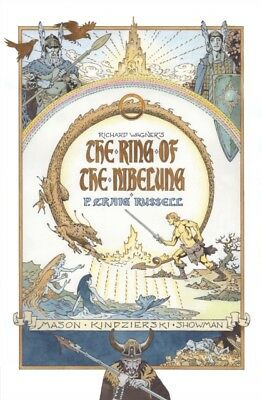 Ring Of The Nibelung by P.Craig Russell