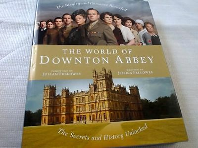 The World Of Downton Abbey Jessica Fellowes Collins Hardback Companion Book