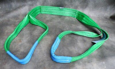A Good Quality Miller Weblift 2T Polyester Flat Sling 1.5M