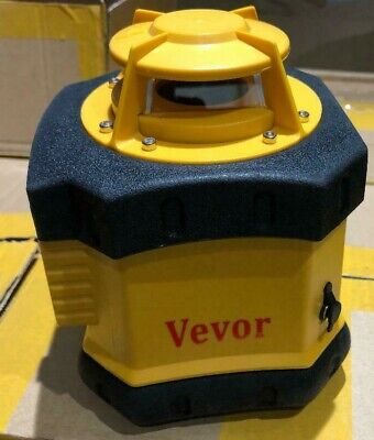 Self Levelling Rotating Laser Level. UK Calibration. New