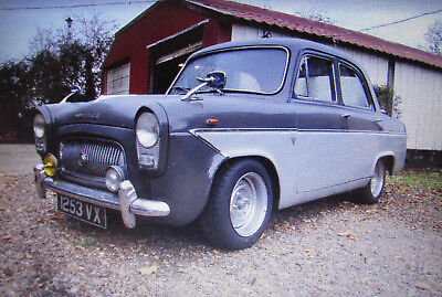 Ford Prefect 107e Converted to fit pinto engine