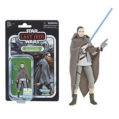 "Star Wars Vintage Collection REY Island Journey 3.75"" Figure Brand New UK Stock"