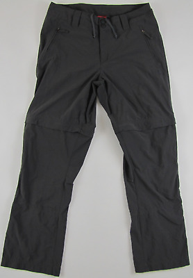 The North Face packable trekking convertible trousers shorts 2-in-1 womens 12