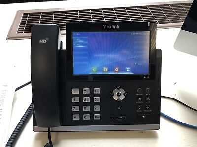 Yealink SIP‑T48S Ultra-Elegant Gigabit Skype for Business IP Phone