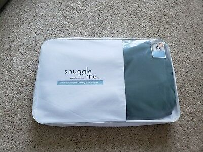 Snuggle Me Organic w/ Cover Co-sleeper, baby lounger