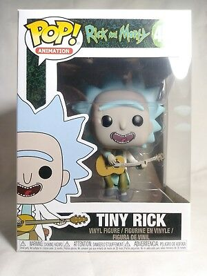 Rick And Morty Tiny Rick Funko Pop! Box lunch exclusive