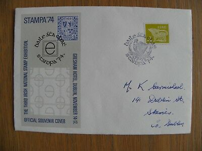 Ireland Eire - 1974 5p Definitive stamp First Day Cover FDC STAMPA cancel