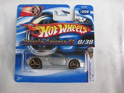 HOT WHEELS 2006 US-Card First Editions Med-Evil 30 neu in OVP