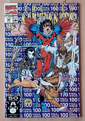 New Mutants 100 (1990 1st X-force with Cable)