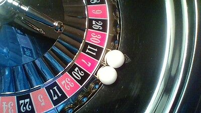 NEW!! Roulette Balls - Pills - Set of 3 !!  Size 3/4""