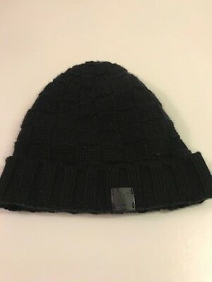 Authentic Louis Vuitton Helsinki Damier Knit Beanie