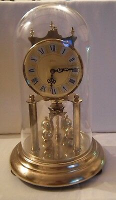 Vintage Kern Standard Anniversary Clock, german made