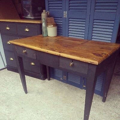 Victorian Hand Made Writing Desk , Lafies Writing Desk, Dresser, Hall Table