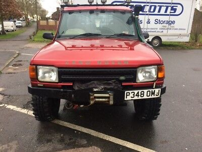 1997 LandRover Discovery 1 300tdi