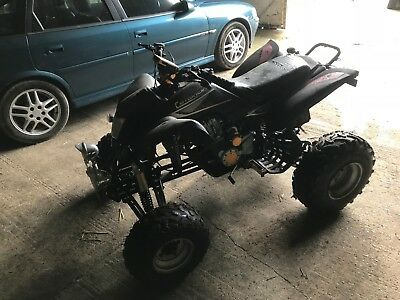 Bashan Catbrier Quad Bike ATV 200cc Spares or Repairs