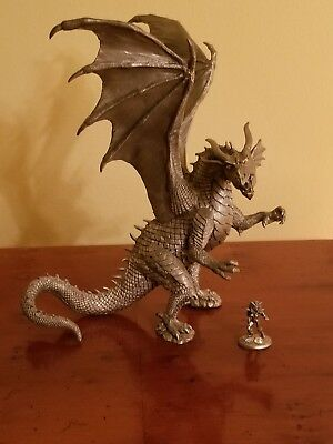 Rawcliffe pewter miniatures Ral Partha D&D AD&D Reaper Figure T Raukzul Rare OOP