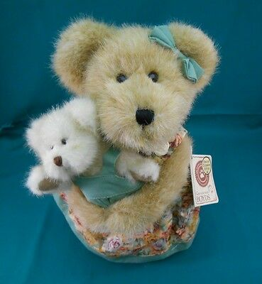 Boyds Bear * Momma MacBearsley and Baby Special Occasion Ed.  Mother's Day Plush