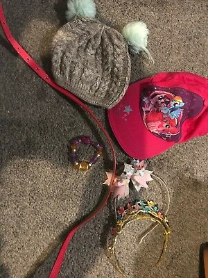 Girls Size 5/6 Mixed Lot Clothes And Accessories