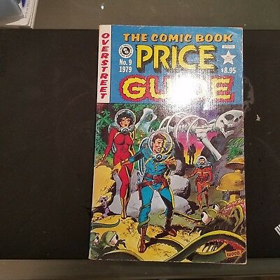 Overstreet Comic Book Price Guide - 9th edition  1979 Softcover