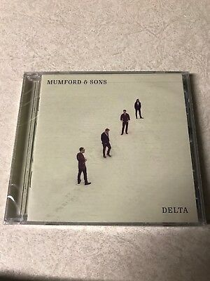 Mumford & Sons CD 2018 Delta  Physical Factory Sealed Album BRAND NEW