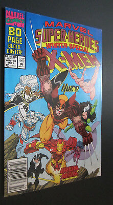 Marvel Super Heroes Winter Special, 1st Squirrel Girl VF+