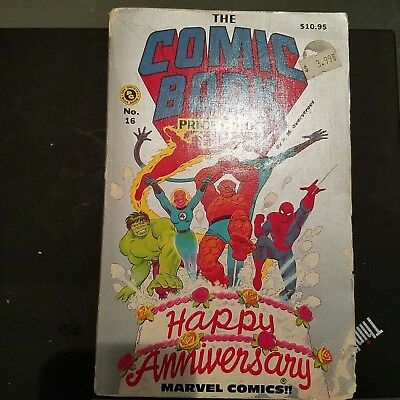 Overstreet Comic Book Price Guide - 16th edition  1986 Softcover