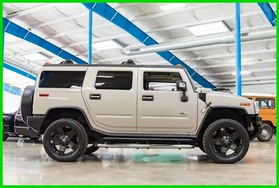 2007 Hummer H2 4WD 4dr SUV 2007 4WD 4dr SUV Used 6L V8 16V Automatic 4WD SUV Bose Premium OnStar