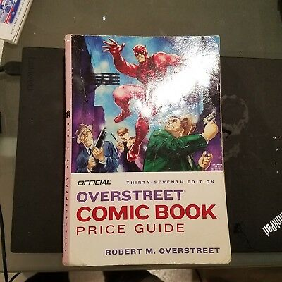 Overstreet Comic Book Price Guide - 37th edition  2007 Softcover