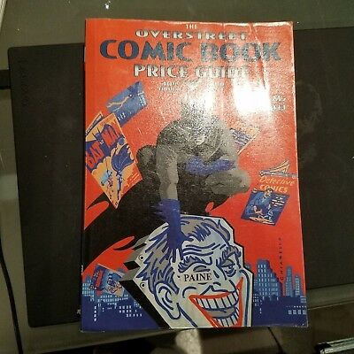 Overstreet Comic Book Price Guide - 40th edition  2010 Softcover