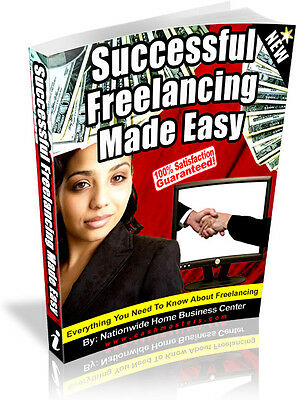 Successful Freelancing Made Easy Pdf Ebook Free Shipping Resale Rights