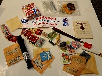 Cracker Jack / Cereal / Other Stuff #3`