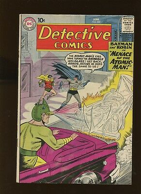Detective Comics 280 FN+ 6.5 *1 Book* 1960 DC! Batman! Robin! Martian Manhunter!