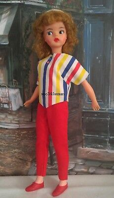 Vintage Tammy Doll Reliable Canada Blonde RARE 1964 + clothes STUNNING!!