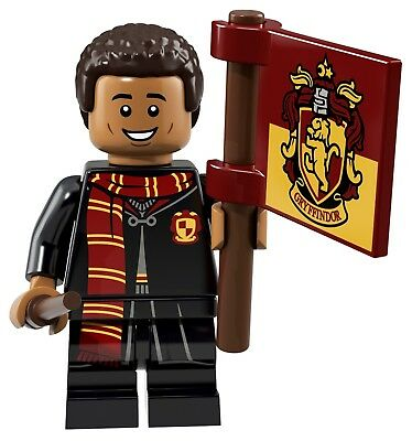 NEW  LEGO 71022  Harry Potter Fantastic Beasts Series  Dean Thomas Minifigure #8