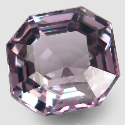 2.04ct.Flashing Gem! 100%Natural Silver Purple Spinel Unheated Gem AAA Nr!.