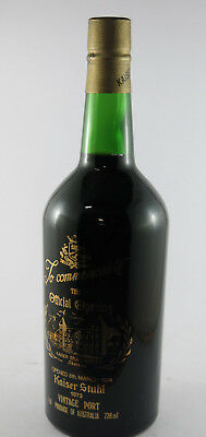 Kaiser Stuhl  Barossa Valley Vintage Port 768ml 1973 #4