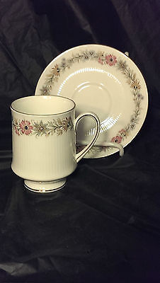 Paragon Belinda Coffee Cup and Saucer Set Tea cup - Tall Shape - 6 Available