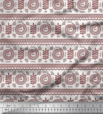 Soimoi Fabric African Tribal Print Sewing Fabric BTY - TRB-551I