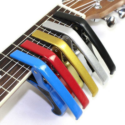 Replacement Guitar Capo Clamp For Electric And Acoustic Quick Trigger Release N