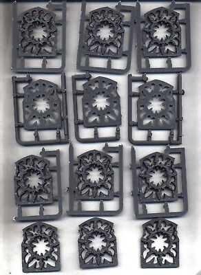 Warhammer Age of Sigmar  Chaos Dreadhold  Overlord Bastion Bits  #4